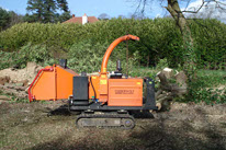 Foremost Wood Chipper
