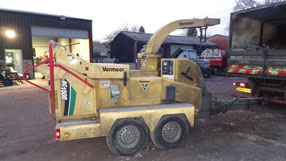 BC1000 Wood Chipper - Foremost Treesurgeons Ltd